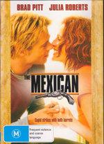 The Mexican - Brad Pitt