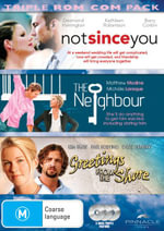 Greetings From The Shore / Not Since You / The Neighbour (Triple Rom Com Pack) - Barry Corbin