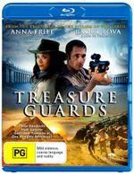 Treasure Guards - Akram Allie