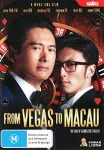 From Vegas to Macau - Chow Yun Fat
