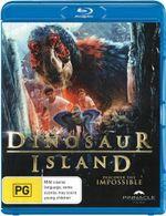 Dinosaur Island - Juliette Frederick