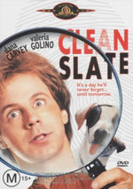 Clean Slate : It's A Day He'll Never Forget... Until Tomorrow - Dana Carvey