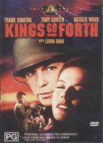 Kings go forth - Frank Sinatra