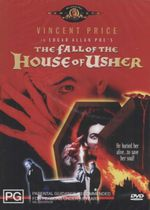 The Fall Of The House Of Usher : He Buried Her Alive... To Save Her Soul - Vincent Price