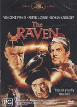 The Raven : Wits And Wizardry Run A - Fowl! - Vincent Price