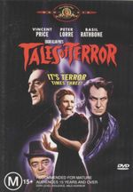 Tales Of Terror  - Vincent Price