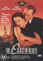 The Object Of Beauty : A Romantic Comedy About The Fine Art Of Thievery - John Malkovich