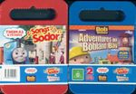 Bob The Builder : Adventure in Bobland Bay and Thomas and Friends : Songs from Sodor : 2 DVD Set
