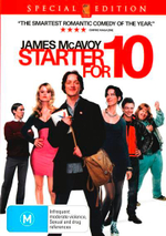Starter for 10 (Special Edition) - James Gaddas