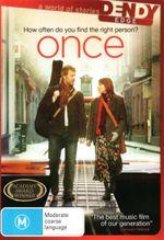 Once - Gerard Hendrick