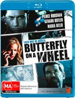Butterfly on a Wheel - Emma Karwandy