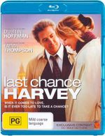 Last Chance Harvey - Wendy Mae Brown