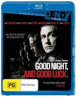 Good Night, and Good Luck - Patricia Clarkson