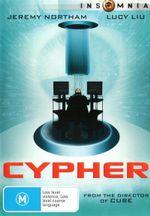 Cypher - Timothy Webber