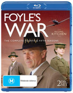 Foyle's War : Seasons 4 and 5 - Phillip Jackson