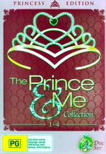 The Prince and Me Collection 1-4 - Chris Geere