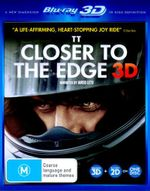 Closer to the Edge (3D Blu-ray) - Michael Dunlop