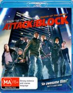 Attack the Block - Franz Drameh