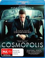 Cosmopolis - Robert Pattinson