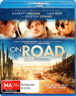 On the Road - Garrett Hedlund