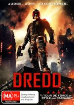 Dredd - Karl Urban