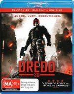 Dredd (3D Blu-ray/Blu-ray) (1 Disc) - Karl Urban