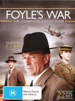 Foyle's War : The Complete Collection (Seasons I - VII) - Michael Kitchen