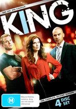 King : Season 2 (4 Discs) - Amy Price-Francis