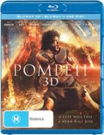 Pompeii (3D Blu-ray/Blu-ray) - Kit Harington