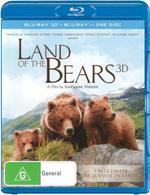Land of the Bears (3D/BD) - Marion Cotillard
