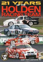21 Years of the Holden Racing Team - Chevron Motorsport