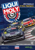Liqui-Moly : 2013 Bathurst 12 Hour Race Highlights - Chevron Motorsports