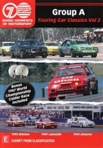 Group A Touring Car Classics : Volume 2 (Magic Moments of Motorsports) - Aaron Noonan