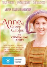 Anne of Green Gables : The Continuing Story - Jonathon Crombie