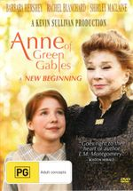 Anne Of Green Gables On Dvd Buy New Dvd Amp Blu Ray Movie