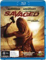 Savaged - Marc Anthony Samuel