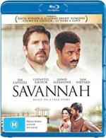 Savannah - Jaimie Alexander