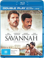 Savannah  (Blu-ray/DVD) - Jim Caviezel
