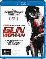 Gun Woman - Matthew Floyd Miller