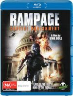 Rampage : Capital Punishment - Michaela Mann