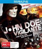 John Doe : Vigilante (Blu-ray/DVD) - Gary Abrahams