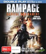 Rampage : Capital Punishment (Blu-ray/DVD) - Brendan Fletcher