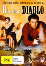 Ride Clear Of Diablo - Dan Duryea