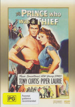 The Prince who was a Thief - Piper Laurie