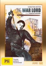 The War Lord - Rosemary Forsyth