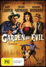Garden Of Evil - Richard Widmark