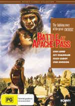 Battle At Apache Pass - Susan Cabot
