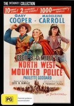 North West Mounted Police - Madeleine Carroll