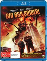 Big Ass Spider! - Clare Kramer