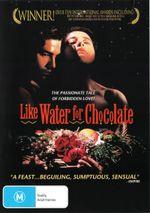 Like Water for Chocolate - Ada Carrasco